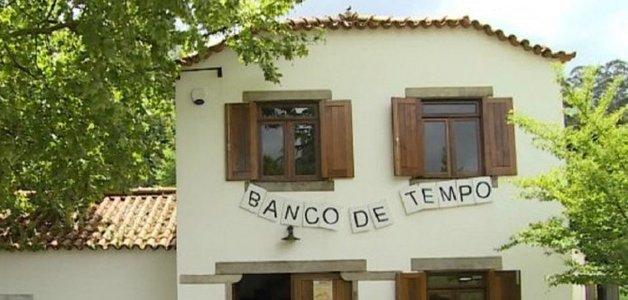 Em Portugal, existe um banco de tempo