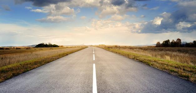 Um asfalto que economiza combustível