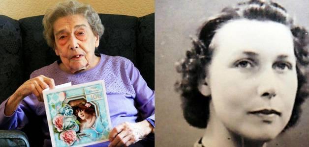 Inglesa de 106 anos conta seus segredos para ter longevidade: não beber e ficar longe de homens
