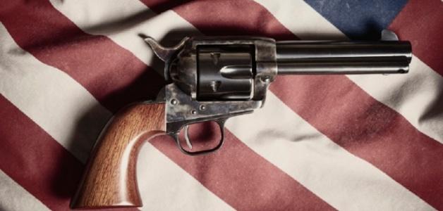 Americanos possuem 40% das armas de fogo do mundo