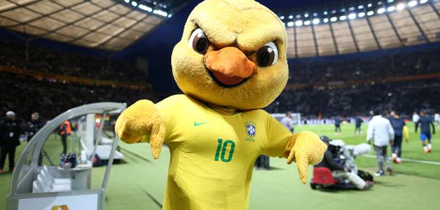 Desde 2006, o Brasil só vence países que começam com a letra C em Copas
