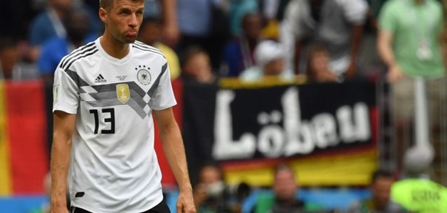 """A Alemanha vencerá a maldição do """"segundo jogo da fase de grupos""""?"""