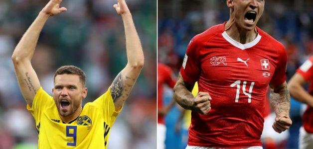 Jogo inédito em Copas, Suécia x Suíça fazem 'clássico do IDH'