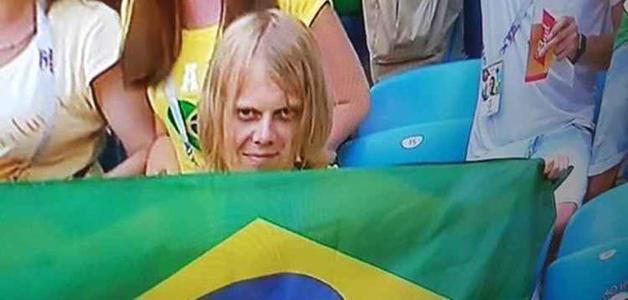 Quem é o misterioso torcedor russo que virou meme no Brasil?