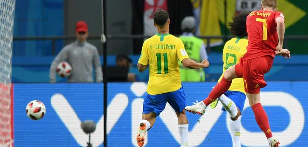 Esperança belga: quem elimina o Brasil em mata-mata é finalista da Copa