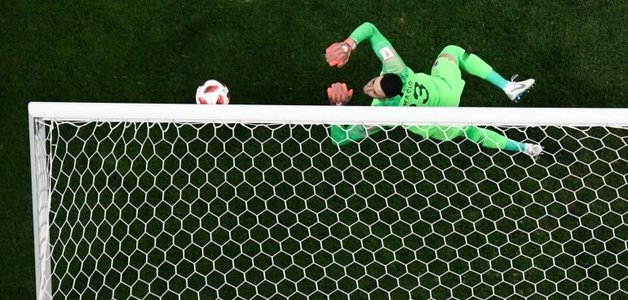 Maldição no gol: desde 2006, goleiro vice-campeão da Copa jogou no Mônaco