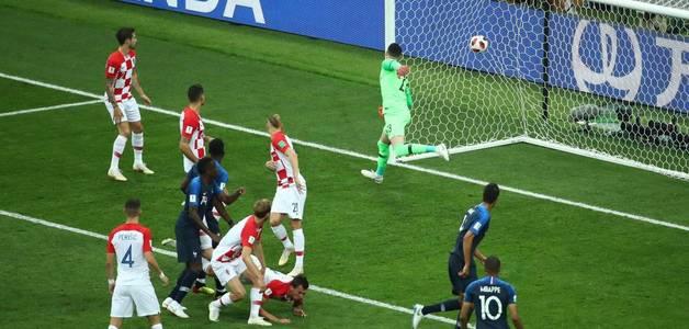 Final de 2018 faz do 4 x 2 o resultado mais comum em decisões de Mundiais
