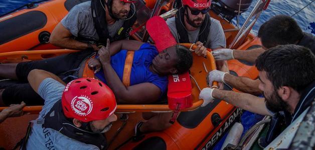 Pivô da NBA, espanhol Marc Gasol ajuda em resgate de refugiada no Mediterrâneo