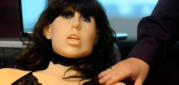 A robô sexual que diz 'não' se tratada com violência ou indiferença