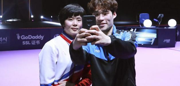 Tênis de mesa une as duas Coreias em conquista histórica