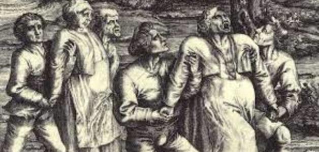 Esse mês faz 500 anos da epidemia de dança