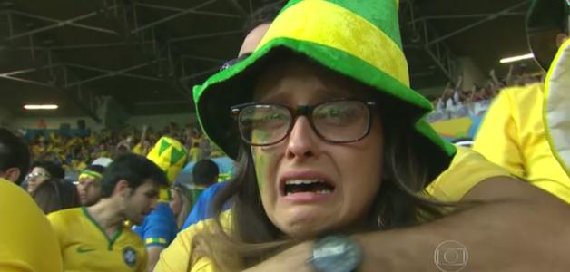 Futebol traz mais tristeza que alegria, aponta estudo