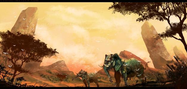 A traição que afastou a humanidade dos animais, na mitologia Khoisan