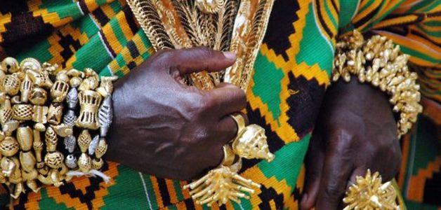 As mensagens ocultas nos Kentes, tecidos dos reis Ashanti