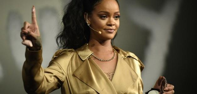 Rihanna é a artista feminina mais rica da música