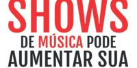 Da próxima vez que você estiver em dúvida sobre ir em um show, lembre-se deste estudo ;-)