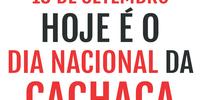 13 de setembro: Dia Nacional da Cachaça