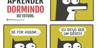 #DevaneiosInteressantes 1 (Tirinha do ilustrador Yorhán Araújo - @instadevaneios)