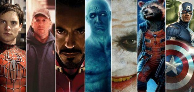 Os 10 melhores filmes de super-heróis da história do cinema