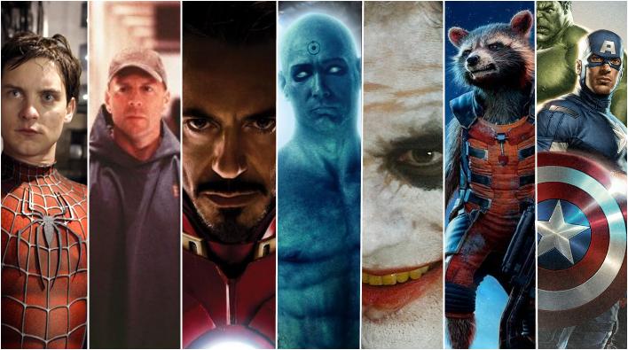 Blog Literário Filme O Melhor De Mim: Os 10 Melhores Filmes De Super-heróis Da História Do